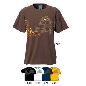 Columbia(コロンビア) ネイチャーラバーTシャツ XL 740(Cyberyellow)