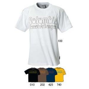 Columbia(コロンビア) スコーチングODTシャツ M 202(Dark Brown)