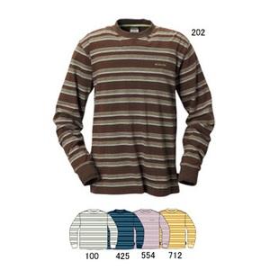 Columbia(コロンビア) ジョンソンズパスTシャツ M 202(Dark Brown)