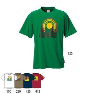 Columbia(コロンビア) オレゴンレインボーTシャツ L 330(Shamrock)