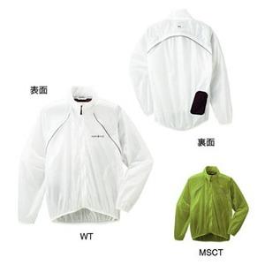 モンベル(montbell) U.L.サイクルウインド ジャケット L ホワイト(WT)