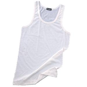 プロモンテ(PuroMonte) ダクロンQDランニングシャツ LL ホワイト