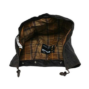 Barbour(バーブァー) 別売フード A0381(ラスト)