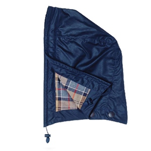 Barbour(バーブァー) 別売フード A0380(セージ)