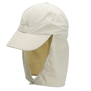 Exofficio(エクスオフィシオ) BugsAway Hat With Cape L/XL サンド