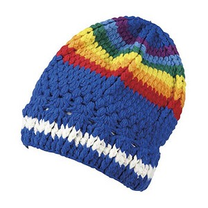 A5 Big Knit Cap フリー N(ネイビー)
