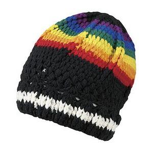 A5 Big Knit Cap フリー K(ブラック)