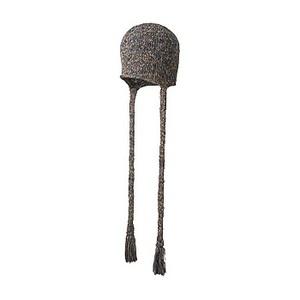 A5 Jacquard Knit Cap フリー PP(パープルミックス)