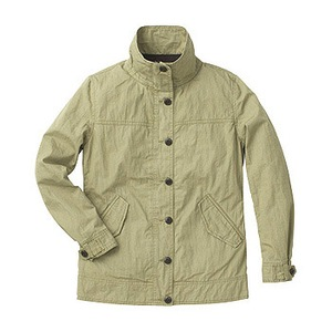 A5 APW20750 N/C Cloth Jacket S TN(タン)