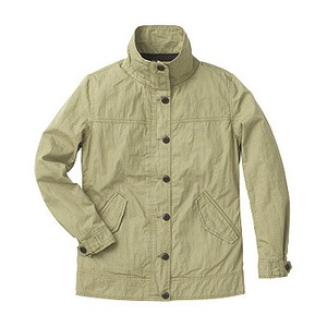 A5 APW20750 N/C Cloth Jacket M TN(タン)
