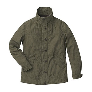 A5 APW20750 N/C Cloth Jacket M CG(カーゴグリーン)
