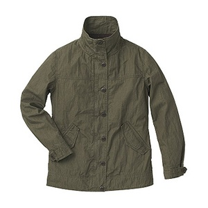 A5 APW20750 N/C Cloth Jacket L CG(カーゴグリーン)