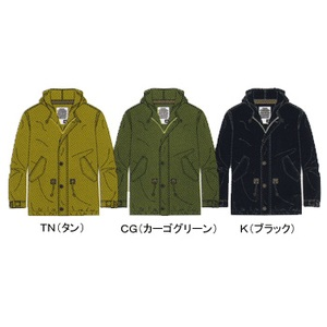 A5 AP20750 N/C Cloth Jacket S CG(カーゴグリーン)