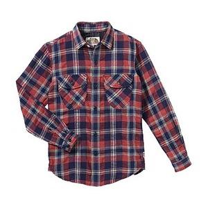 A5 ATJ30755 Lone Mountain Shirt(ロンマウンテンシャツ) 120cm OR(オレンジ)