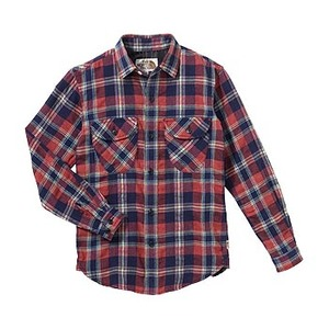 A5 ATJ30755 Lone Mountain Shirt(ロンマウンテンシャツ) 140cm OR(オレンジ)