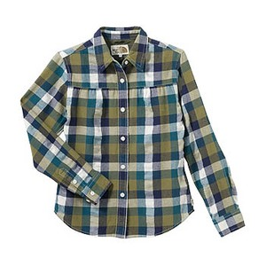 A5 ATW30754 Little Nell Shirt M KK(カーキ)