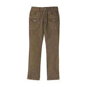 A5 ATW50750 Stretch Pant L BB(ビタースウィートブラウン)