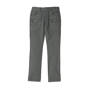 A5 ATW50750 Stretch Pant L CH(チャコール)