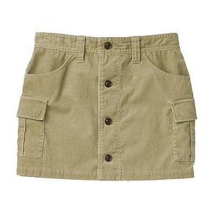 A5 Corded Skirt M DB(デューンベージュ)