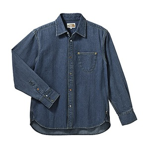 A5 AT30752 Denim Shirt L ID(インディゴ)