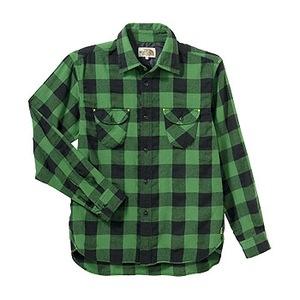 A5 AT30754 Forest Hill Shirt XL EG(イングリッシュグリーン)