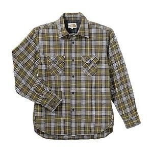 A5 AT30755 Lone Mountain Shirt(ロンマウンテンシャツ) L BB(ビタースウィートブラウン)