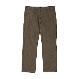 A5 AT50751 Hemp Duck Pant M KK(カーキ)