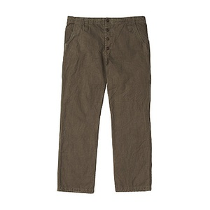 A5 AT50751 Hemp Duck Pant L KK(カーキ)