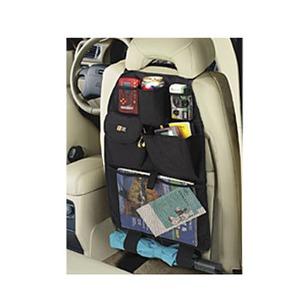 CASE LOGIC(ケースロジック) ABS-11 BACK SEAT ORGANIZERS ブラック