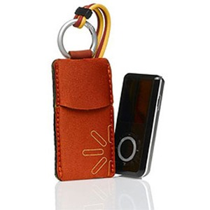 CASE LOGIC(ケースロジック) UNP-1 MP3プレーヤーケース AUDIO ラスト/ゴールド