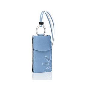 CASE LOGIC(ケースロジック) UNP-1 MP3プレーヤーケース AUDIO ブルー/ホワイト