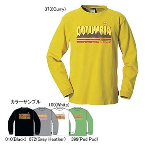 Columbia(コロンビア) サンセットデライトTシャツ XL 010(Black)