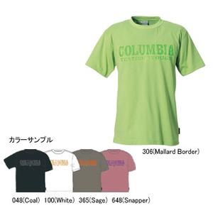 Columbia(コロンビア) テステッドタフTシャツ L 306(Mallard Border)