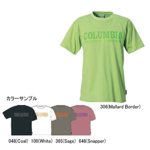 Columbia(コロンビア) テステッドタフTシャツ XL 306(Mallard Border)