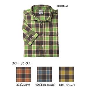 Columbia(コロンビア) ウェイザーポイントシャツ S 373(Curry)