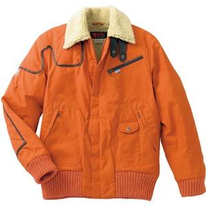 FJALL RAVEN(フェールラーベン) G1000ボアジャケット LL 35(ダークオレンジ)