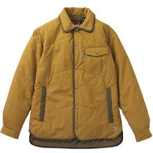 FJALL RAVEN(フェールラーベン) ユティリティーキルトシャツ L 43(オリーブ)
