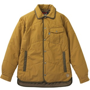 FJALL RAVEN(フェールラーベン) ユティリティーキルトシャツ XO 43(オリーブ)