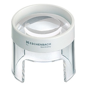 ESCHENBACH(エッシェンバッハ) ワイドスタンドルーペ(6.0倍)