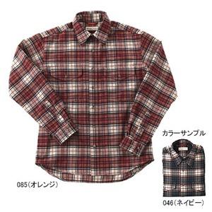 Fox Fire(フォックスファイヤー) サーマスタット プレイドシャツ S 046(ネイビー)