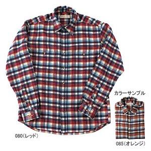 Fox Fire(フォックスファイヤー) サーマスタットミルドツィルシャツ XL 080(レッド)