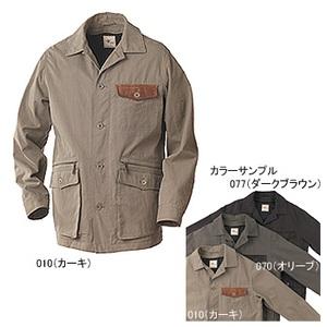 Fox Fire(フォックスファイヤー) ワックスクロスHDジャケット XL 010(カーキ)
