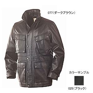 Fox Fire(フォックスファイヤー) レザーデュラガイドパーカー L 025(ブラック)