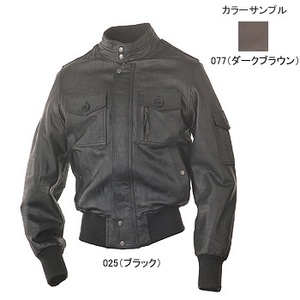 Fox Fire(フォックスファイヤー) レザーFDジャケット M 025(ブラック)