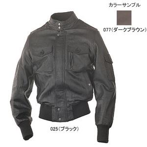 Fox Fire(フォックスファイヤー) レザーFDジャケット L 025(ブラック)