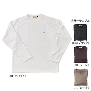 Fox Fire(フォックスファイヤー) トランスウェット パイルロングTシャツ L 001(ホワイト)