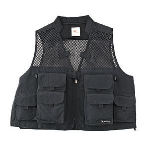 Fox Fire(フォックスファイヤー) フォトレックセーフティベスト XL 025(ブラック)