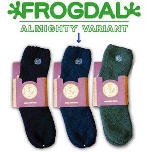 FROGDAL(フロッグダル) フロッグダル ソックス フリー ネイビー