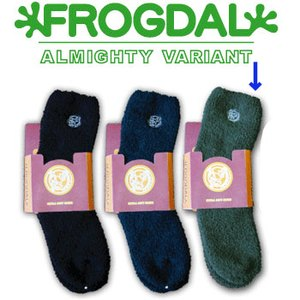 FROGDAL(フロッグダル) フロッグダル ソックス フリー オリーブ