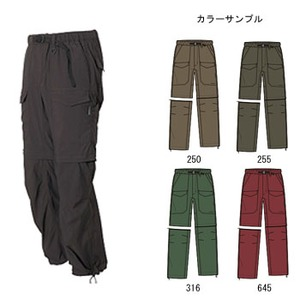 Columbia(コロンビア) ディボルトコンバーチブルパンツ XS 255(Mud)